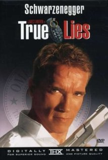 True Lies (1994) cover
