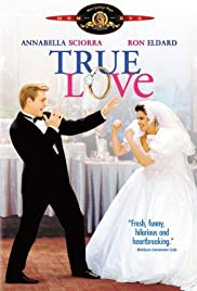 True Love 1989 poster