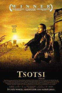 Tsotsi (2005) cover