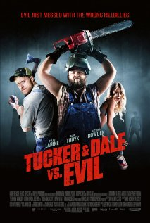 Tucker and Dale vs Evil (2010) cover