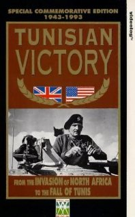 Tunisian Victory 1944 poster