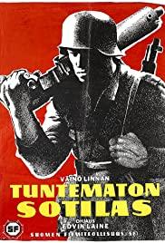 Tuntematon sotilas (1955) cover