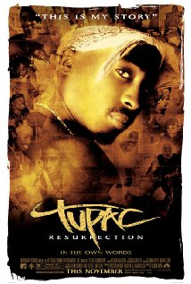 Tupac: Resurrection (2003) cover