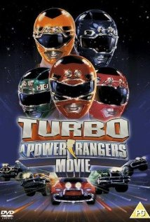 Turbo: A Power Rangers Movie (1997) cover