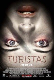 Turistas (2006) cover