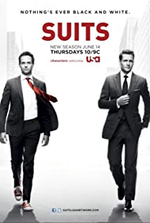 Suits (2011) cover