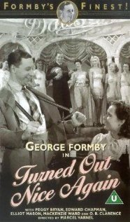 Turned Out Nice Again (1941) cover