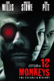 Twelve Monkeys (1995) cover
