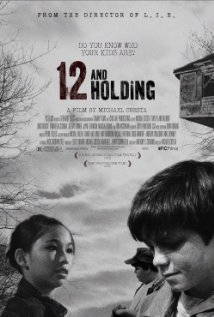 Twelve and Holding 2005 poster