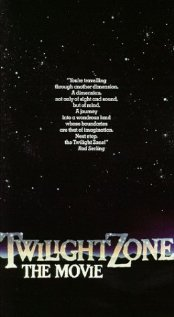 Twilight Zone: The Movie (1983) cover