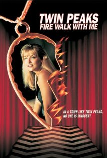 Twin Peaks: Fire Walk with Me (1992) cover