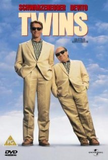 Twins (1988) cover