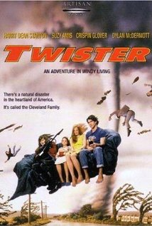 Twister (1989) cover