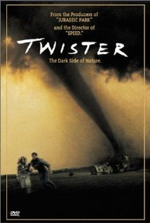 Twister (1996) cover