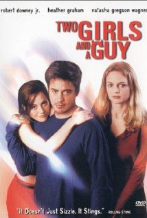 Two Girls and a Guy (1997) cover