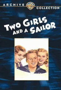 Two Girls and a Sailor (1944) cover