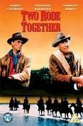 Two Rode Together 1961 poster