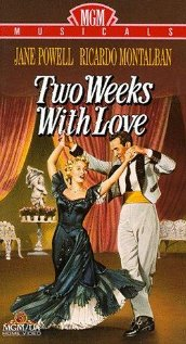 Two Weeks with Love (1950) cover