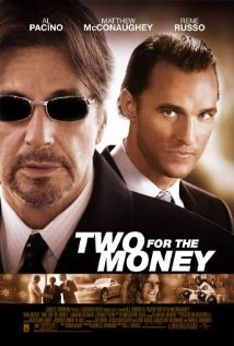 Two for the Money (2005) cover