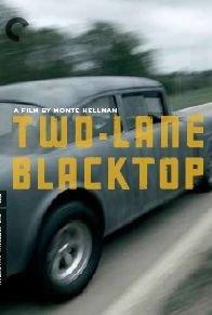 Two-Lane Blacktop (1971) cover