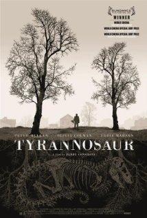 Tyrannosaur 2011 poster