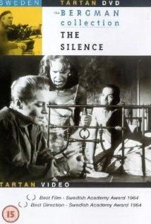 Tystnaden (1963) cover
