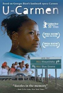 U-Carmen eKhayelitsha 2005 poster