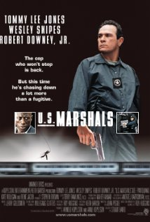 U.S. Marshals 1998 poster
