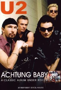 U2: Achtung Baby 1992 poster