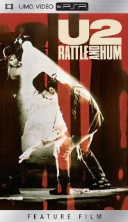 U2: Rattle and Hum (1988) cover