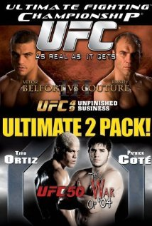 UFC 50: The War of '04 (2004) cover