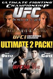 UFC 50: The War of '04 2004 poster
