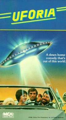 UFOria 1985 poster