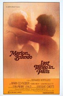 Ultimo tango a Parigi 1972 poster