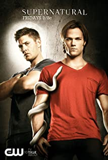 Supernatural (2005) cover