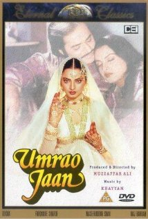 Umrao Jaan 1981 poster