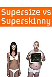 Supersize vs Superskinny 2008 poster