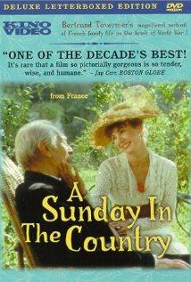Un dimanche à la campagne (1984) cover