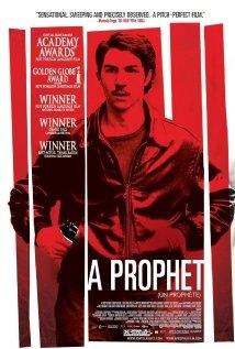Un prophète 2009 poster