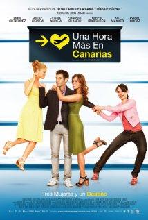Una hora más en Canarias (2010) cover