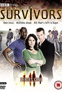Survivors (2008) cover