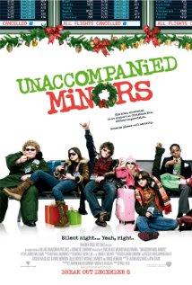 Unaccompanied Minors (2006) cover