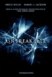 Unbreakable (2000) cover