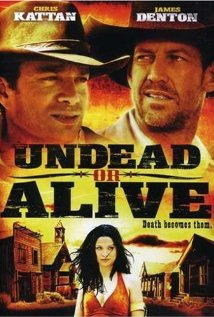 Undead or Alive: A Zombedy (2007) cover