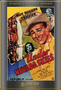 Under Nevada Skies (1946) cover