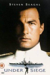 Under Siege 1992 poster