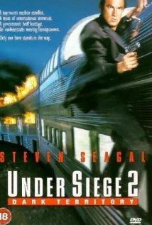 Under Siege 2: Dark Territory 1995 poster