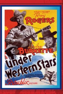 Under Western Stars (1938) cover