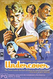 Undercover 1984 poster