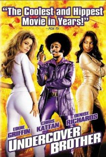 Undercover Brother 2002 poster